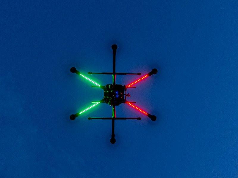 VERLICHTING OP JE DRONE, IS DAT EIGENLIJK VERPLICHT?