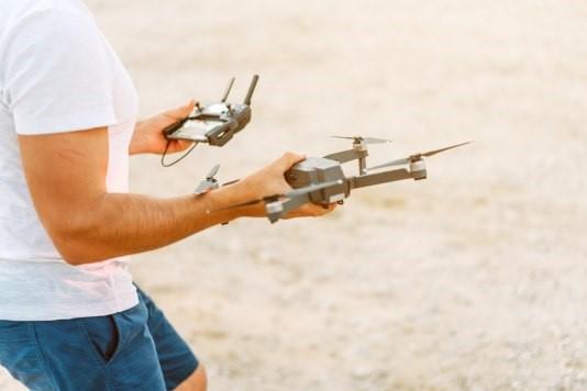 LVNL lanceert GoDrone app voor dronebestuurders